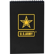 TLJ Marketing & Sales U.S. Army Spiral Notebook