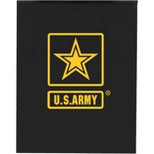 TLJ Marketing & Sales U.S. Army Pocket Notebook