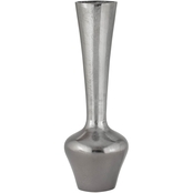 Dimond Home Long Neck Aluminum Vase, Small