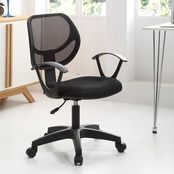 Hodedah Mesh Back Desk Chair