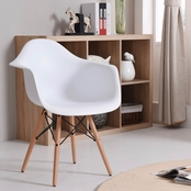 Hodedah Bucket Studio Chair