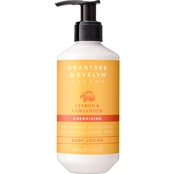 Crabtree & Evelyn Citron and Coriander Body Lotion 8.5 oz.
