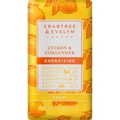 Crabtree & Evelyn Citron and Coriander Bar Soap