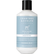 Crabtree & Evelyn Goatmilk and Oat Shower Milk 8.5 oz.