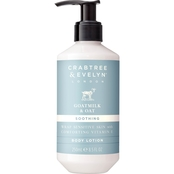 Crabtree & Evelyn Goatmilk and Oat Body Lotion 8.5 oz.