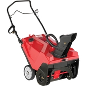 Troy-Bilt 21 in. Single Stage Snow Thrower 179cc
