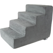Petmaker 4 Step High Density Foam Pet Stairs