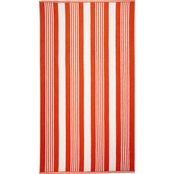 Simply Perfect Coastal Stripes Beach Towel