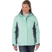 Free Country Hooded Heavyweight 3 in 1 Jacket