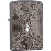 Zippo Crystal Lattice Lighter