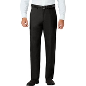 Haggar Premium Sharkskin Stretch Dress Pants