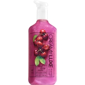 Bath & Body Works Black Cherry Merlot Creamy Luxe Hand Soap