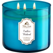 Bath & Body Works Endless Weekend 3 Wick Candle