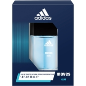 adidas Moves for Him Eau De Toilette 1 oz.