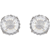 Vince Camuto Cubic Zirconia Rivoli Stud Earrings