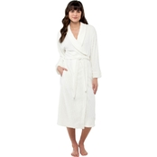 Sleep Zenista	Special Touch Cable Shawl Robe