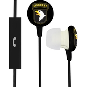 AudioSpice 101st Airborne Division Ignition Earbuds with Mic