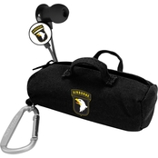 AudioSpice 101st Airborne Division Scorch Earbuds with BudBag