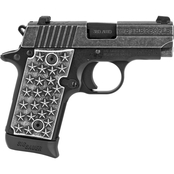 Sig Sauer P238 We The People 380 ACP 2.7 in. Barrel 7 Rnd Pistol Black