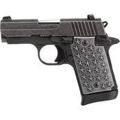 Sig Sauer P938 We The People 9mm 3 in. Barrel 7 Rnd Pistol Black