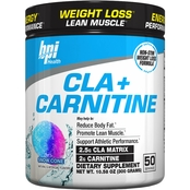 BPI Sports BPI CLA + Carnitine Weight Loss Supplement, 50 Servings