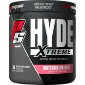 Pro Supps Hyde Nitro X Pre-Workout Intense Energy Powder, 30 Servings