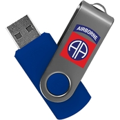 Flashscot 82nd Airborne Division Revolution USB Drive, 8GB