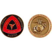 Challenge Coin 3rd Marine Division Coin