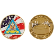 Challenge Coin Naval Air Station Oceana Coin