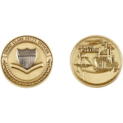 Challenge Coin US Coast Guard Petty Officer 3 Coin