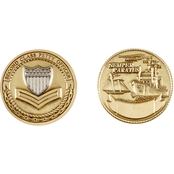 Challenge Coin U.S. Coast Guard Petty Officer 2 Coin