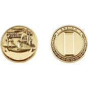 Challenge Coin US Coast Guard Ensign Coin