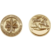 Challenge Coin US Coast Guard Lieutenant Commander Coin