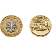 Challenge Coin U.S. Coast Guard Commander Coin