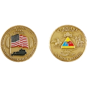 Challenge Coin Fort Knox Coin