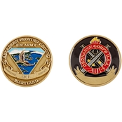 Challenge Coin Aberdeen Proving Ground Coin