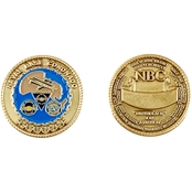 Challenge Coin North Island Naval Base Coronado Coin
