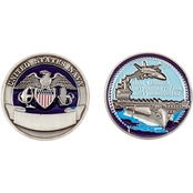Challenge Coin Navy Fighter Carrier Landing Coin
