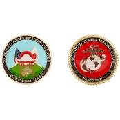 Challenge Coin Camp Fuji 2 CATC Coin