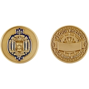 Challenge Coin US Naval Academy Parent Coin
