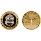 Challenge Coin Navy Diver Coin