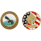 Challenge Coin Fort Belvoir Coin