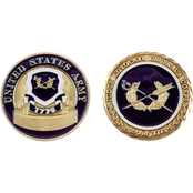 Challenge Coin Judge Advocate General's (JAG) Coin