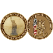 Challenge Coin Camp Dodge 100 Year Anniversary Coin