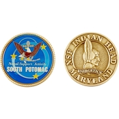 Challenge Coin NSF Indian Head Coin