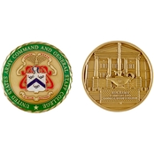 Challenge Coin Command and General Staff College Coin