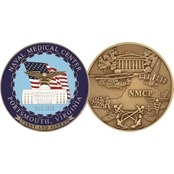 Challenge Coin Portsmouth Naval Medical Center Coin