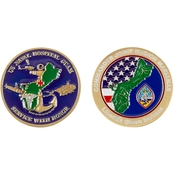 Challenge Coin US Naval Hospital Guam Coin