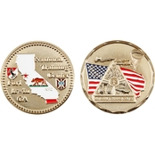 Challenge Coin Fort Irwin National Training Center Coin