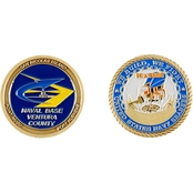 Challenge Coin Naval Base Ventura County Coin